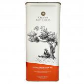 Cretan Mythos оливковое масло Extra Virgin с о.Крит 5л жесть