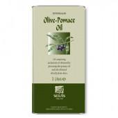 Sellas оливковое масло Pomace c п/o Пелопоннес 3л жесть (1л=373р)