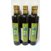 Sellas оливковое масло GREEN Extra Virgin 0,1% нефильтрованное 6штх500мл стекло (1шт=480р)