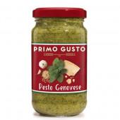 Соус песто по-генуэзски Primo Gusto 190г стекло