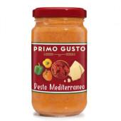 Соус песто средиземноморский Primo Gusto 190г стекло