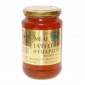 Fotopoulos мёд с тимьяном (пыльцой тимьяна) c п/o Пелопоннес 460г стекло