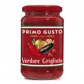 Primo Gusto Соус томатный с овощами на гриле 350г стекло