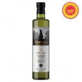 Масло оливковое Extra Virgin Olive Oil Монастырское TOPLOU P.D.O. SITIA 500мл жесть