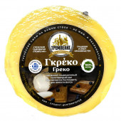 """Сыр полутвёрдый """"Греко классика"""" TREMPELIS 260-300г вакуум"""