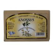 Knossos натуральное оливковое мыло с ромашкой 100г