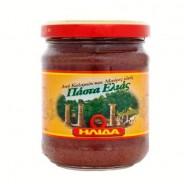 """Ilida паста из черных маслин и маслин """"Kalamata"""" 180г стекло"""
