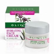 OlivAloe Увлажняющий крем для молодой кожи лица 40мл