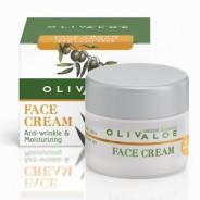 OlivAloe Крем от морщин для сухой и обезвоженной кожи лица 40мл