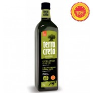 Terra Creta Estate оливковое масло Extra Virgin P.D.O. Kolymvari с o.Крит 500мл стекло
