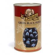 Delphi маслины ATLAS 70/90 б/к в рассоле 4100г жесть