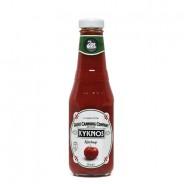 Kyknos томатный кетчуп сладкий 330г стекло