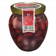 """Delphi маслины """"Kalamata"""" c п/о Пелопоннес в рассоле 1000г стекло"""