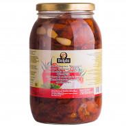 Delphi томаты сушеные в подсолнечном масле 1850г стекло