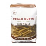 Melissa Primo Gusto паста Пенне Ригате темная (перья) 500г