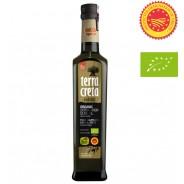 Terra Creta Estate оливковое масло Extra Virgin Organic (Bio) P.D.O. Kolymvari с о.Крит 500мл стекло
