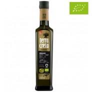 Terra Creta Estate оливковое масло Extra Virgin Organic (Bio) Kolymvari c о.Крит 500мл стекло