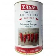 """Zanae красный печеный сладкий перец """"Флорина"""" 4100г жесть"""