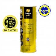 Lesvos gold P.G.I. оливковое масло Extra Virgin PREMIUM с o.Лесбос 500мл жесть