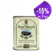 Agia Triada Монастырское оливковое масло Extra Virgin с о.Крит 500мл жесть