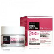 Mea Natura Pomegranate Омолаживающий крем для лица от морщин 24-часов 50мл