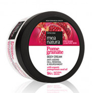Mea Natura Pomegranate омолаживающий крем для тела 250мл
