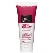 Mea Natura Pomegranate Скраб для лица 100мл