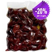 """Attica Food оливки """"Каламон"""" с п/o Пелопоннес PREMIUM в оливковом масле Extra Virgin 0,3% 250г вакуум"""