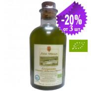 Agia Triada Монастырское нефильтрованное оливковое масло Extra Virgin Organic (Bio) с о.Крит 500мл стекло