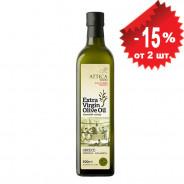 Attiсa Food оливковое масло Extra Virgin c п/o Пелопоннес 500мл стекло