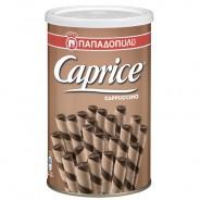 Вафли венские с кремом капучино Caprice  250г жесть