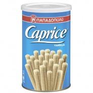 Вафли венские с ванильным кремом Caprice 250г жесть