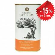 Cretan Mythos оливковое масло Extra Virgin с о.Крит 500мл жесть