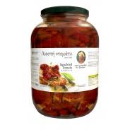 Kontos томаты вяленые в подсолнечном масле 1600г стекло