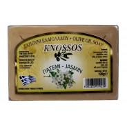 Knossos натуральное оливковое мыло с жасмином 100г