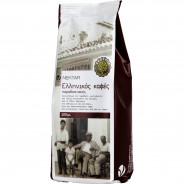 Nektar кофе греческий сильной обжарки молотый 100г фольга