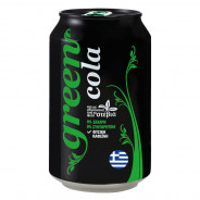 Green Cola напиток безалкогольный, 330мл, жесть