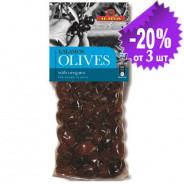 "Ilida маслины ""Kalamata"" с орегано 250г вакуум"