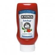 Kyknos томатный кетчуп со стевией 540г пластик