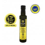 Lesvos gold  P.G.I. оливковое масло Extra Virgin PREMIUM 0,2% с о.Лесбос 250мл стекло