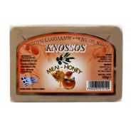 Knossos натуральное оливковое мыло с медом 100г