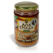 Agia Triada мёд с тимьяном (пыльцой тимьяна) с o.Крит 450г стекло