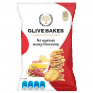 Сухарики пшеничные с паприкой, Olive Bakes, 80г