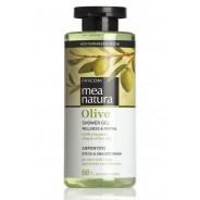 Mea Natura натуральный гель для душа с оливковым маслом 300мл