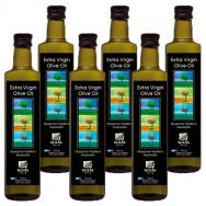 Sellas оливковое масло Extra Virgin 0,3% с п/о Пелопоннес 6штх750мл стекло (1шт=599р)