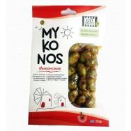 Just Greece зеленые оливки ''Миконские'' 250г вакуум