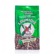 """Loumidis """"Papagalos"""" кофе греческий традиционный молотый 194г фольга"""