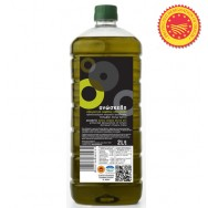 Anoskeli oливковое масло Extra Virgin P.D.O. Kolymvari с о.Крит 2л пластик (1л=715)