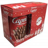Вафли венские с фундуком и шоколадным кремом Caprice 500г (2штх250г) жесть