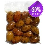 "Attica Food гигантские оливки ""Дамаскино"" 250г вакуум"